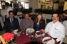 En el festejo del 65 aniversario: Nuestros compañeros periodistas e invitados.
