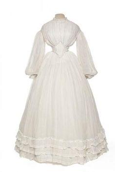 Wedding Gown 1862