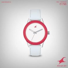 You'll want to get your #HandsOn one of the watches from Fastrack.