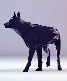 Low-poly collection for Threeav.fr on Digital Art Served