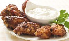 Recetas de alitas de pollo