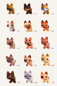 Nicole`s LPS blog - Littlest Pet Shop: Pets: German Shephard