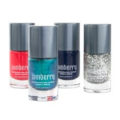 It's time to just Chill Out with these cool lacquer colors. Jamberry Professional Nail Lacquer is 5-FREE and provides rich, creamy coverage in the season's chicest shades.      #ChillOutSetJN