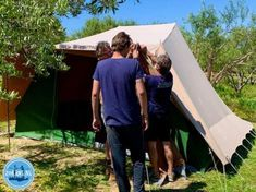 Camping in einem Olivenhain auf Kreta griechenland wandern urlaub activ Camping, Outdoor Gear, Tent, Bergen, Vacation, Campsite, Store, Tents, Campers