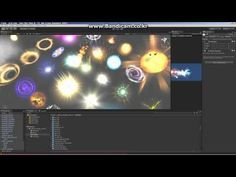 Unity 3d Effect - YouTube