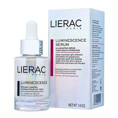 Lierac - Luminescence Serum | Best French Beauty Products, check it out at http://makeuptutorials.com/best-french-beauty-products/