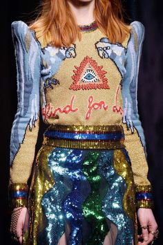 Gucci by Alessandro Michele Fall/Winter 2016 (Details)