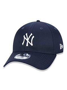 BONE 920 NEW YORK YANKEES MLB ABA CURVA STRAPBACK MARINHO NEW ERA f4209428e59