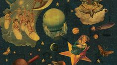 Check out our album review of Artist's Mellon Collie and the Infinite Sadness on Rolling Stone.com.