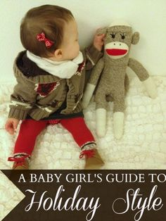Fern Winter's Guide To Holiday Style For Baby Girls