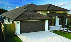 Roof Tile Design Ideas - Photos of Roof Tiles. Browse Photos from Australian Designers & Trade Professionals, Create an Inspiration Board to save your favourite images.