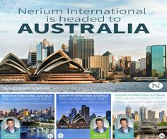 Vegemite, Crocodile Dundee, Steve Irwin, kangaroos and the land Down Under are a few of the things people name when you say Australia.  Next to be added to the list - Nerium!  Don't know where to get VIP tickets for your family and associates to the upcoming launch events in Brisbane, Melbourne, or Sydney?  Contact me before the events sell out!!  #australia #downunder #kangaroos #vegemite