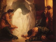 creativity and healing: Puck, Walpurgisnacht, Goethe' s Faust, Saul and the Witch of Endor, Witches' Sabbath