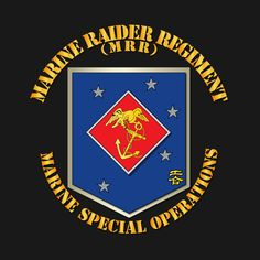 Check out this awesome 'USMC+Marine+Special+Operations+Regiment' design on Usmc, Marines, Marine Raiders, Military Insignia, Military Guns, Felt Hearts, Marine Corps, Vector Graphics, Pride