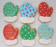 Mitten Mix Sugar Cookies