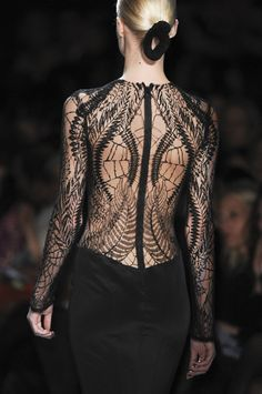 Monique Lhuillier  Fall 2013.