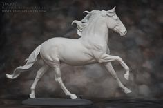 Destrier Models Horse Sculpture, Sculpture Clay, Animal Sculptures, All The Pretty Horses, Beautiful Horses, Statue Tattoo, Horse Anatomy, Plaster Art, Draw On Photos