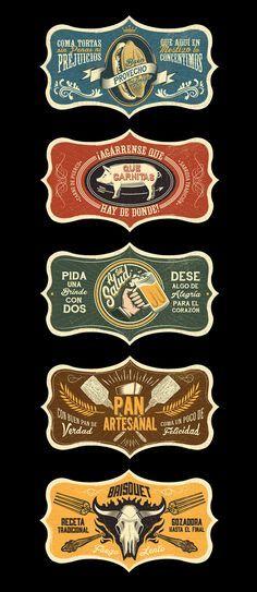 Don Mestizo • Restaurant Concept & Branding on Behance