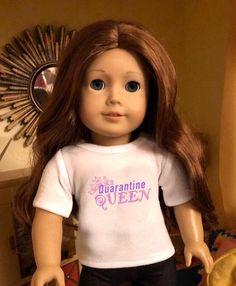 Custom Baby /& Toddler T-Shirt Brown American Girl Surfboard Boy Girl Clothes