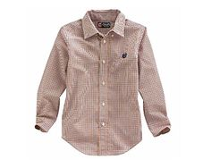 Chaps Orange Button Down Long Sleeve Shirt for Boys - Size 4 Chaps http://www.amazon.com/dp/B00HWMXDAI/ref=cm_sw_r_pi_dp_AJooub05N27X3