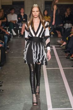 Givenchy wiosna-lato 2015, fot. Imaxtree