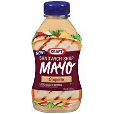 Kraft Sandwich Shop Mayo - 1 Points + - LaaLoosh