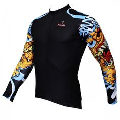 Vicious Dog Cur Sleeves Cycling Jerseys image 3