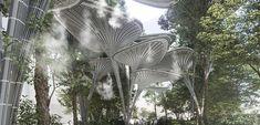 Modular Structure, Space Gallery, Adaptive Reuse, Exhibition Space, Urban Landscape, Abu Dhabi, Urban Design, Uae, Canopy