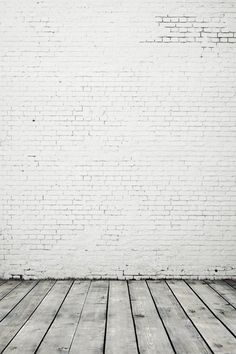 White Brick Wall Photography Backdrops Newborn Baby Wood Floor Backgrounds for Children Photo Studio Props Background Images For Editing, Black Background Images, Background For Photography, Photography Backdrops, White Photography, Photography Backgrounds, Newborn Photography, Photography Studios, Product Photography