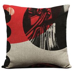 Scoops new decorative stylish cushions would look fabulous in any room of your home. This limited edition design is printed onto a soft cotton- linen fabric.