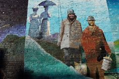 17 murals that showcase Pittsburgh's history, culture and spirit Pittsburgh Pa, My Town, Murals, Street Art, The Neighbourhood, Sculptures, Places To Visit, Spirit, In This Moment