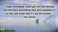 Jim Carrey quote  Mothers Love Free Information on how to (Make Money Online)  http://ibourl.com/1nss