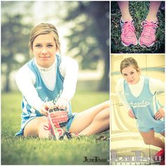 Cross country senior pics, but do this for a boy not a girl.