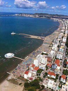 Durres,Albania More