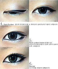 http://forums.soompi.com/discussion/273739/korean-celebrity-eye-makeup-tutorial/