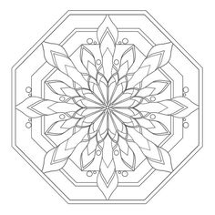 Free Printable Mandala Coloring Pages | coloringmandalas.blogspot-16.jpg