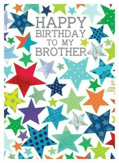 HBD Brother