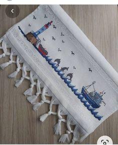 Crosses Decor, Coastal Decor, My Works, Embroidery Designs, Cross Stitch, Diy Crafts, Cross Stitch Embroidery, Baby Washcloth, Easy Cross Stitch