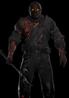 DLC Savini Jason // Friday the 13th the game