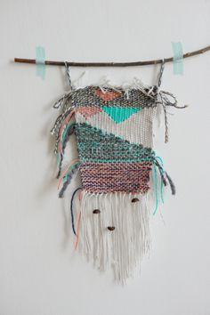 Weaving - tissage - DIY