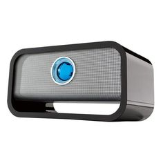 Big Blue Wireless Bluetooth Speaker at Brookstone—Buy Now! Phone Accesories, Cool Bluetooth Speakers, Personalized Phone Cases, Electronic Gifts, Boombox, Boutique, Electronics, Big, Studio