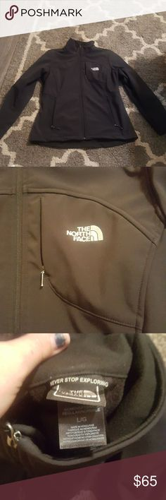 North face Apex jacket Less then a yr old and in great condition The North Face Jackets & Coats
