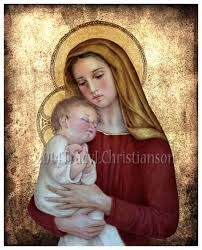 Image result for catholic pagan baby vintage illustrations