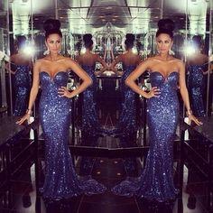 Sparkly dress :)