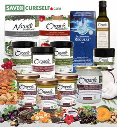 Save on Raw Foods - Organic Traditions!