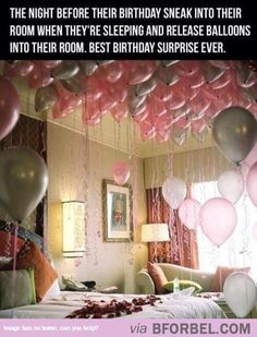 Want To Do The Best Birthday Surprise Ever For Your Friends?