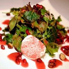 ... & Toasted Hazelnuts | Recipe | Blue cheese, Arugula salad and Salads