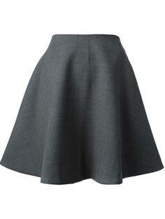 Saia Marc By Marc Jacobs Compre em: http://www.farfetch.com/br/shopping/women/marc-by-marc-jacobs-saia-flare-item-10819229.aspx
