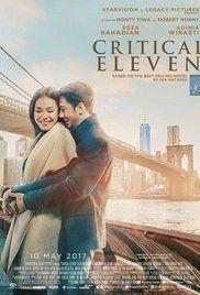 Nonton Film Indonesia Terbaru Gratis Critical Eleven (2017) CInema 21 Streaming