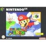 Super Mario 64 (Video Game)By Nintendo